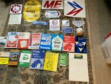 JOB LOT OF BUS STICKERS TIMETABLES & TICKET ROLLS (BUS5)
