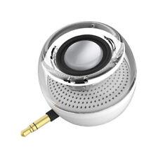 En _ leadsound F10 3.5mm Conector Estéreo portátil Mini altavoz para teléfono laptop ficha