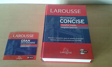 Usado - LAROUSSE DICCIONARIO CONCISE ESPAÑOL- INGLÉS/ ENGLISH - SPANISH + CD-ROM