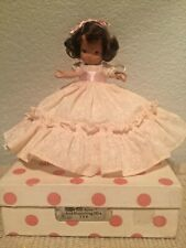 Vintage Nancy ann Storybook Dolls ~ #158 Sugar and Spice Jt Pt Shadowprint Bisq