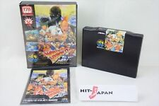 WORLD HEROES 2 JET NEO GEO AES FREE SHIPPING SNK neogeo JAPAN Game 0228