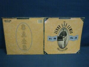 RECORD ALBUM JERRY LEE LEWIS THE COLLECTION 1126