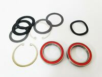 FSA CERAMIC BB30 Bearing KIT 6806CE-2RS Road Bike Rotor 30mm axel Red