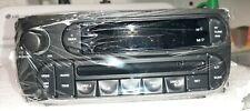 2002-2007 Chrysler Jeep Dodge OEM Radio Stereo AM FM CD Player P05091506AH