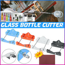 Pro Beer Wine Glass Bottle Cutter Cutting Machine Craft Recycle Diy Tool Kit Art