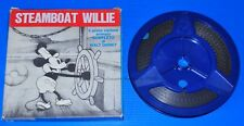 ★STEAMBOAT WILLIE 1 x 60 m B/N MUTO SOTTOTITOLI IN INGLESE W.D CINECASA★