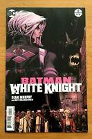 Batman White Knight 5 2018 Sean Murphy Main Cover  1st Print DC Comics   NM