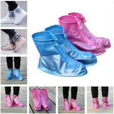 Anti-Slip Reusable Rain Shoe Covers Waterproof Shoes Overshoes Boot Protector HT