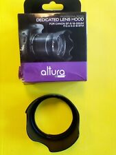 EW-63C Altura Photo Dedicated Lens Hood for Canon EF-S 18-55mm f/3.5-5.6 IS STM