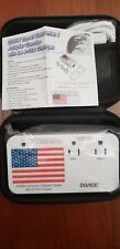Doace 2200W Voltage Converter and Adapter with 4-Port Usb, *New*