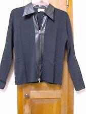 BLACK CAT FASHION Sexy Black Sweater Jacket - Size S-M