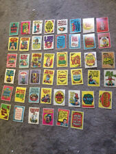 1965 Monster Greeting Cards- Rare