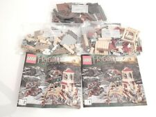 LEGO HOBBIT RUINS OF DALE & ORC BATTLE MACHINE 79017 ~ NO MINIFIGS OR BOX ~ NEW