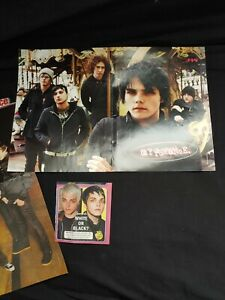 My Chemical Romance J14 Posters Folded