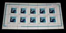 GERMANY, 1996, JOSEF NECKERMANN, SHEET/10, MNH, NICE! LQQK!