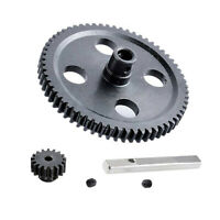 Upgrade Metall Differential Motor Gear Set Anzug Für WLtoys 1/12 12428 12423 RC