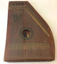 Antico Vecchio Mandolino Cetra K Yend Rotto in Legno Corda Strumento Musicale