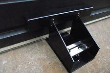 BLACK   garage door defender system HEAVY DUTY SECURITY LOCK
