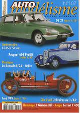 AUTO MODELISME n°107 11/2005