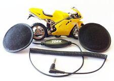 Tork X2 Helmet Speakers - NEW
