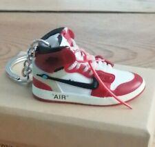 Porte clés 3D Nike Air Jordan 1 Off-white