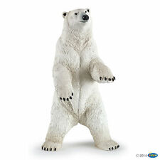 Papo 50172 de pie Oso Polar 13cm animales salvajes