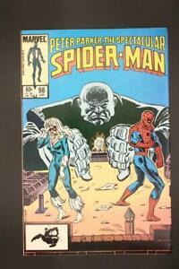 Spectacular Spider-Man # 98 - NEAR MINT 9.8 NM - Avengers MARVEL Comics