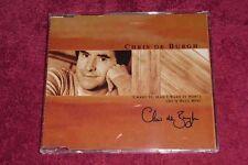 Chris De Burgh CD I Want It - DJ Q-Ball Mix - 1-track promo CD - bloodhound gang