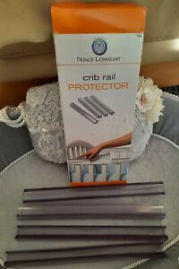 Prince Lionheart Adjustable Crib Rail Protector Teether Teething Guard,UNUSED