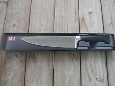 "Zwilling JA Henckels Four Star 8"" chef's knife NEW Germany"