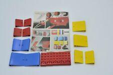 LEGO Set 906 Türen und Scharniere mit BA 12 doors and 5 hinges with instruction