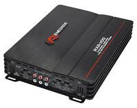 amplificatore RENEGADE RXA1100 4 Canali 1100 w MAX - spl Car Audio 4x275 watt