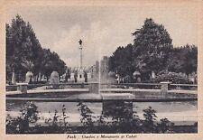 FORLI' - Giardini e Monumento ai Caduti