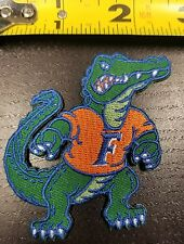 "Florida Gators NCAA 3"" Full Body Iron/Sew On  Patch~FREE SHIPPING FROM THE US~"