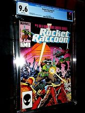 ROCKET RACOON 1 CGC 9.6 MIGNOLA 1985