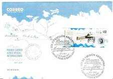 ARGENTINA 2017,AVIATION AIRPLANES PILOT FELS  FDC TYPE II