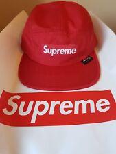 Cappello Rosso Supreme Bogo (dimensione standard)