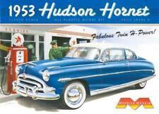 Moebius 1/25 1953 Hudson Hornet Plastic Model Kit New MOE1200