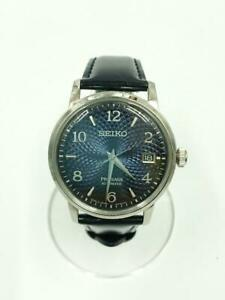 Seiko Presage SARY165 Date 23 Jewels 4R35-04A0 Automatic Mens Watch Auth Works