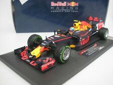 Red bull RB12 Brazilian Gp 2016 3D Place Max Verstappen 1/18 minichamps New