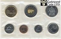1997 Winnipeg Uncirculated P-L Mint Set (No Mint Mark)(10087)
