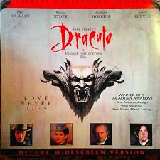 Dracula - Collectors Edition Widescreen  Laserdisc Buy 6 for free shipping