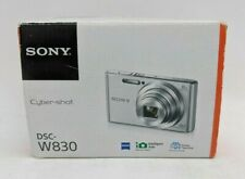 Poor Sony Cybershot DSC-W830 Digital Camera 20.1MP -TT0564