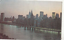 BF28027 new york city queensboro bridge USA  front/back image