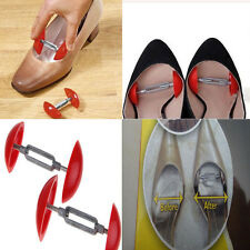 New 2Pcs Mini Shoes Stretchers Width Extender Adjustable Shoe Aid Men Women