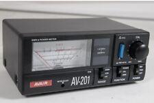AVAIR AV-201 SWR Meter 1.8MHz-160MHz 5W - 1kW