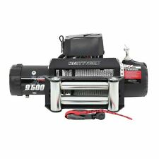 Smittybilt Winch XRC 9.5 Gen 2 9500lb Recovery Winch IP67 for Jeep 97495