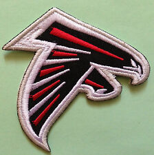 """ATLANTA FALCONS NFL PATCH 3.5"""" IRON ON OR SEW ON USA SELLER FREE SHIPPPING"""
