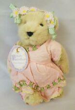 "Muffy Vanderbear Bear in Flower Festival Outfit 8"" w/ Tags Plush"