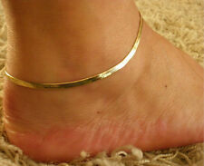 Fashion Gift Body Jewelry Metal Chain Anklet Fine Scales for Girl